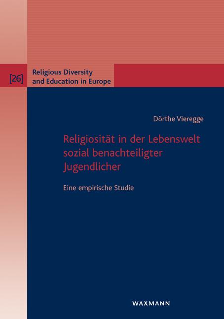 Religiosität in der Lebenswelt sozial benachteiligter Jugendlicher