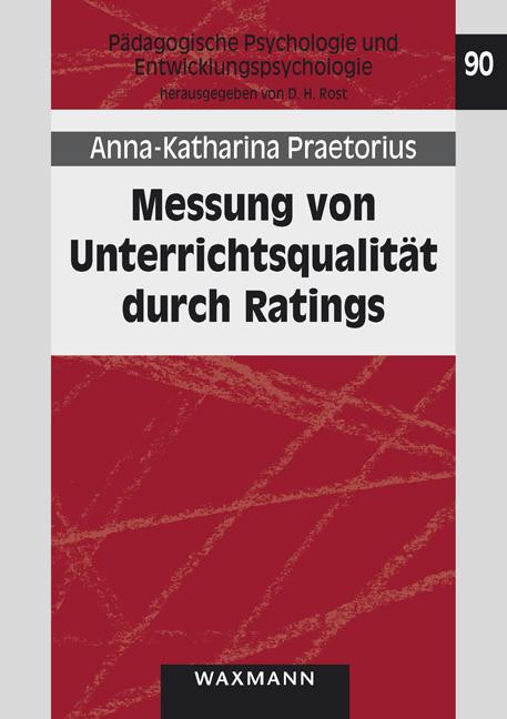 Messung von Unterrichtsqualität durch Ratings