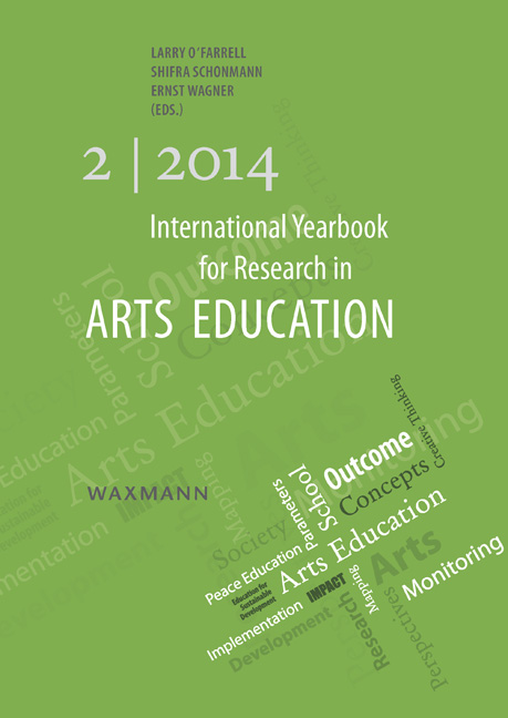 International Yearbook for Research in Arts Education 2/2014