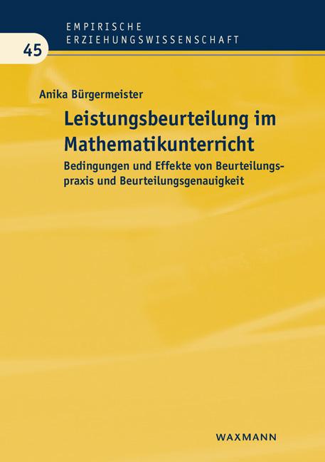 Leistungsbeurteilung im Mathematikunterricht
