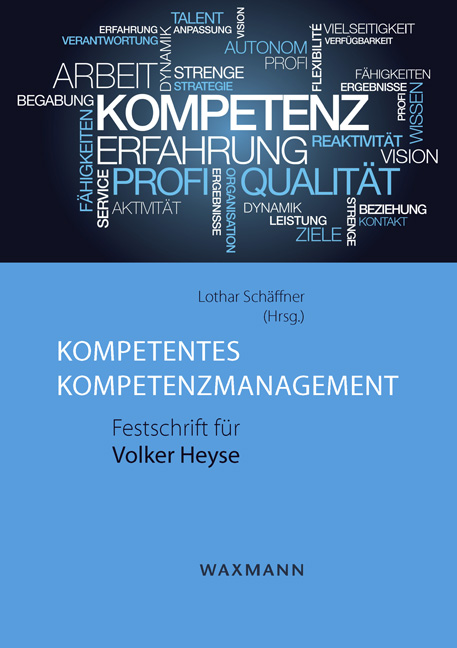 Kompetentes Kompetenzmanagement