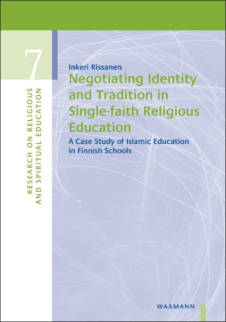 Negotiating Identity and Tradition in Single-faith Religious Education