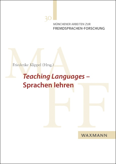 Teaching Languages – Sprachen lehren
