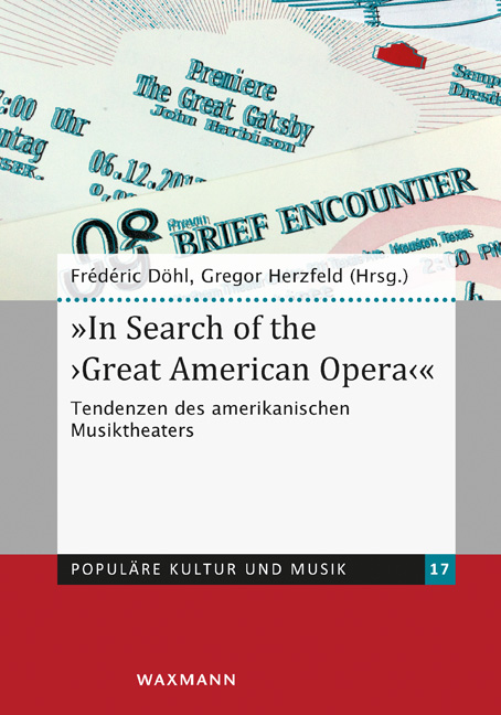 """In Search of the 'Great American Opera'"""