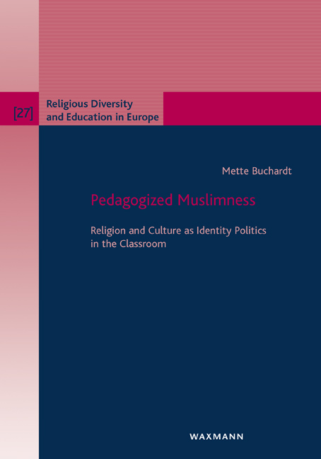 Pedagogized Muslimness