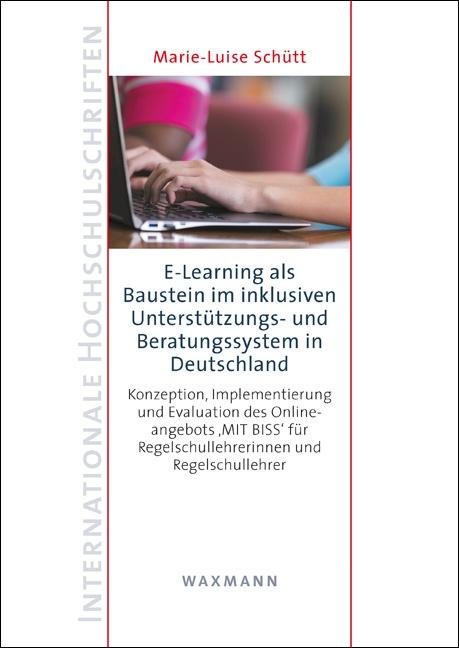 E-Learning als Baustein im inklusiven Unterstützungs- und Beratungssystem in Deutschland