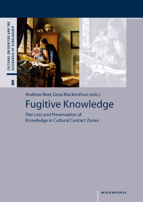 Fugitive Knowledge