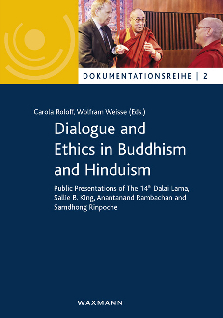 Dialogue and Ethics in Buddhism and Hinduism