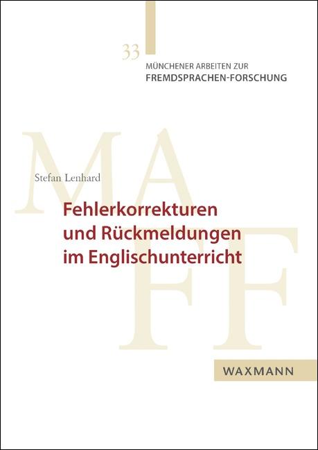Fehlerkorrekturen und Rückmeldungen im Englischunterricht