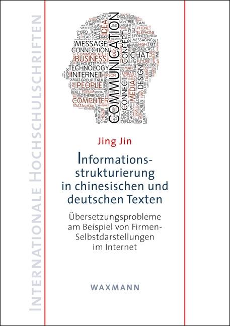 Informationsstrukturierung in chinesischen und deutschen Texten