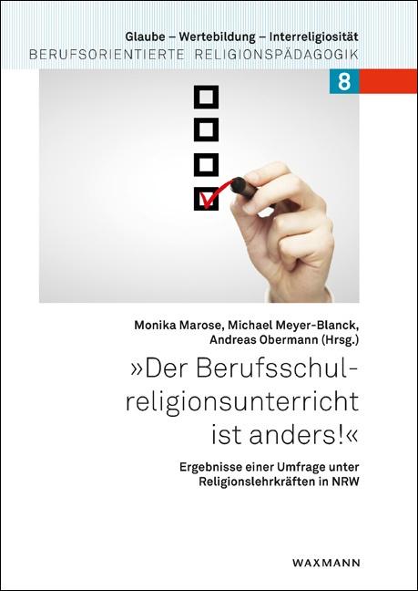 """""""Der Berufsschulreligionsunterricht ist anders!"""""""