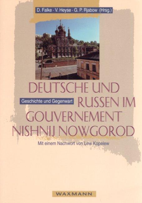Deutsche und Russen im Gouvernement Nishnij Nowgorod