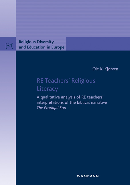 RE Teachers' Religious Literacy
