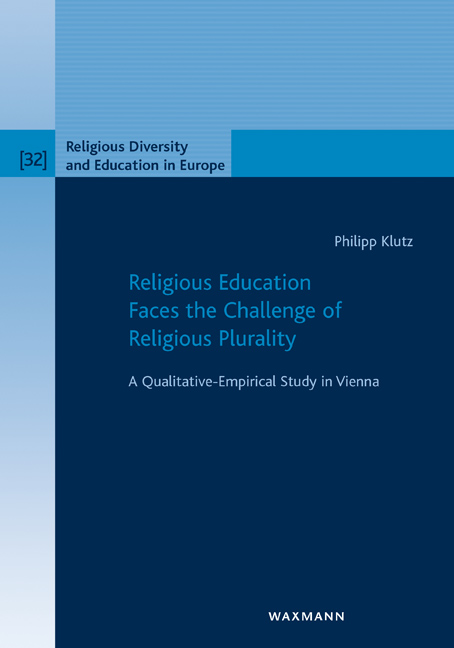 Religious Education Faces the Challenge of Religious Plurality