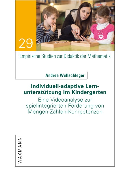 Individuell-adaptive Lernunterstützung im Kindergarten