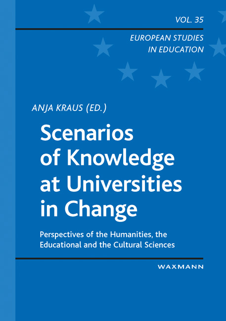 Scenarios of Knowledge at Universities in Change