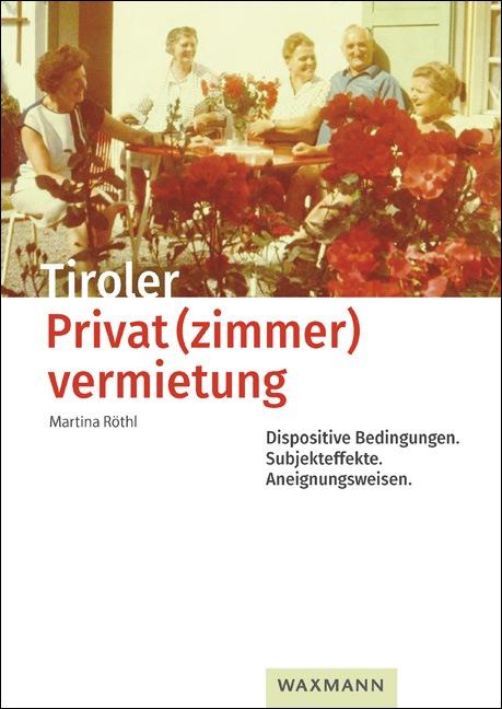 Tiroler Privat(zimmer)vermietung