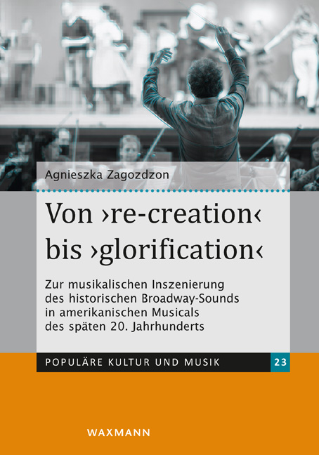 "Von ""re-creation"" bis ""glorification"""