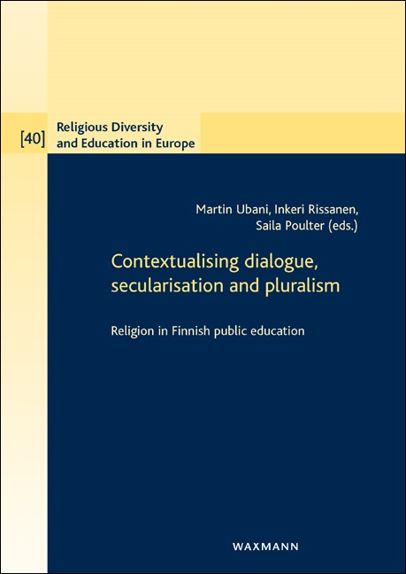 Contextualising dialogue, secularisation and pluralism