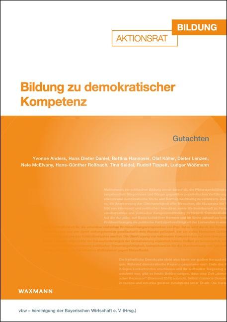 Bildung zu demokratischer Kompetenz
