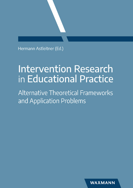 Intervention Research in Educational Practice