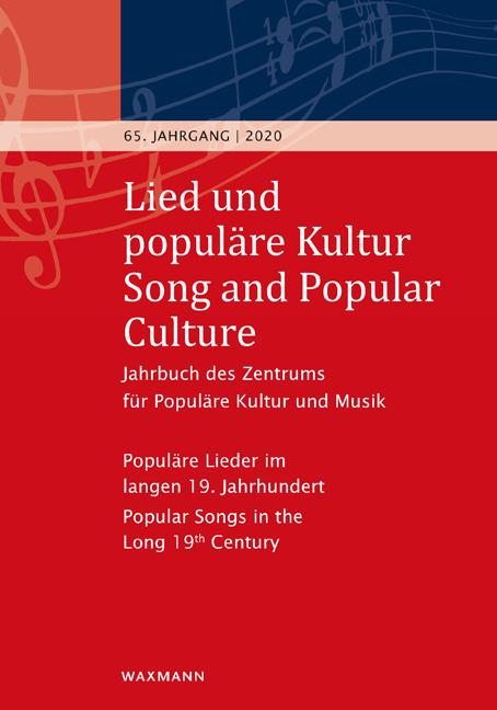 Lied und populäre Kultur / Song and Popular Culture 65/2020