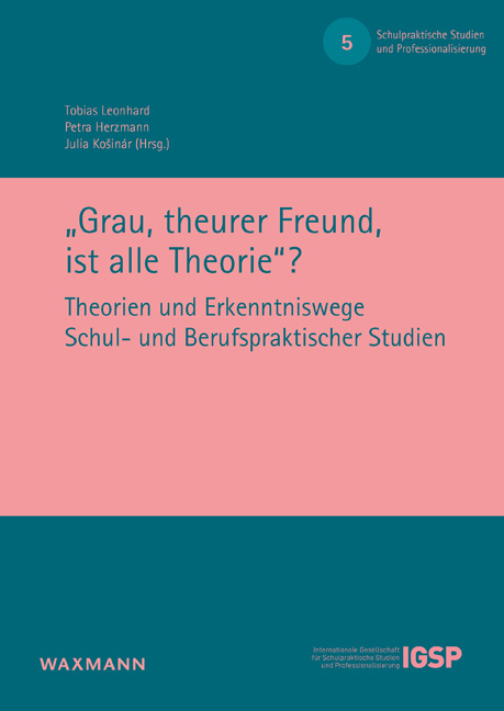 """""""Grau, theurer Freund, ist alle Theorie""""?"""