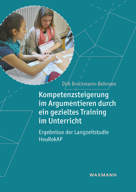 Kompetenzsteigerung im Argumentieren durch ein gezieltes Training im Unterricht