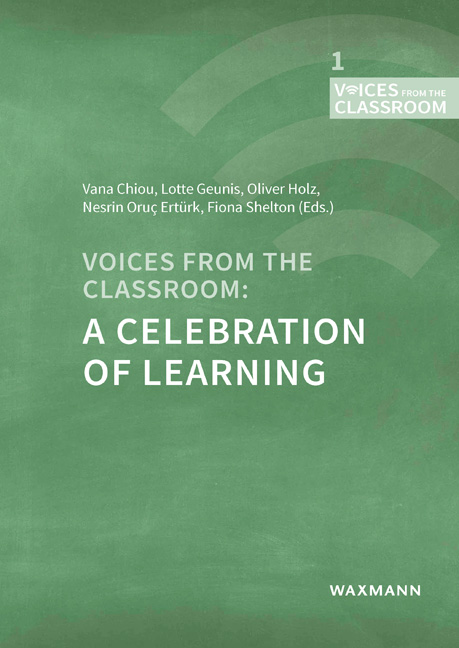 Voices from the Classroom: A Celebration of Learning