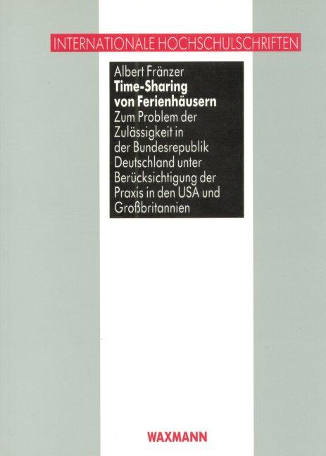 Time-Sharing von Ferienhäusern