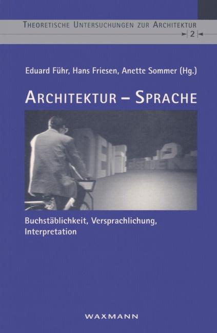 Architektur - Sprache