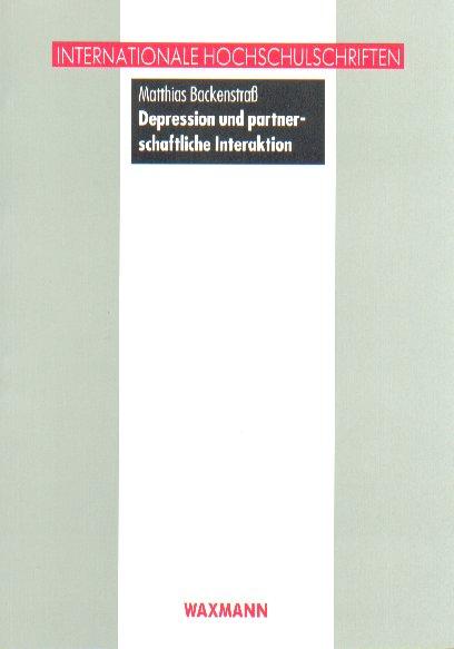 Depression und partnerschaftliche Interaktion
