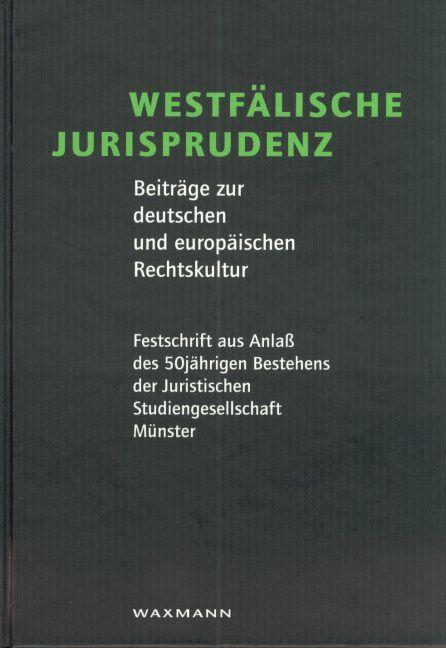 Westfälische Jurisprudenz