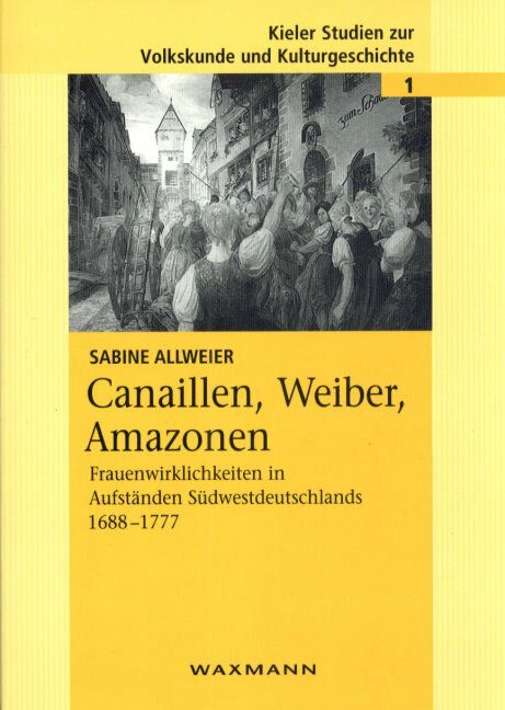 Canaillen, Weiber, Amazonen