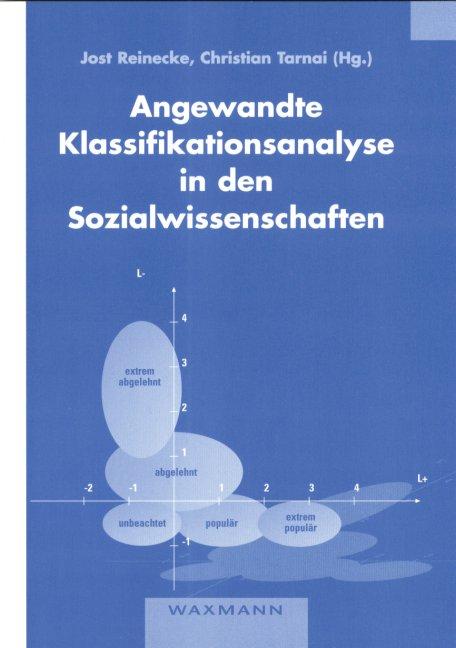 Angewandte Klassifikationsanalyse in den Sozialwissenschaften