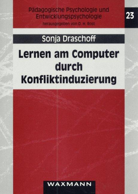 Lernen am Computer durch Konfliktinduzierung