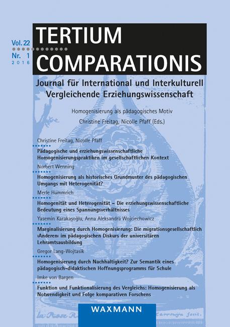 Tertium Comparationis