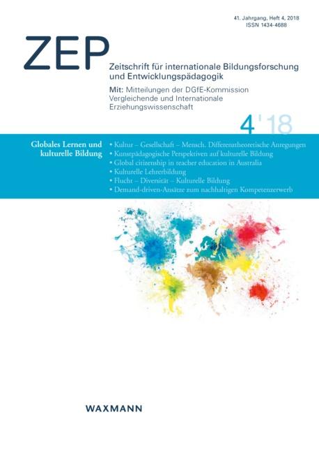 ZEP – Zeitschrift für internationale Bildungsforschung und Entwicklungspädagogik