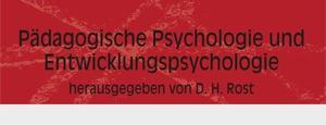 Pädagogische Psychologie und Entwicklungspsychologie