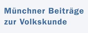 Münchner Beiträge zur Volkskunde