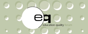 education quality forum