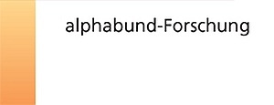 alphabund-Forschung