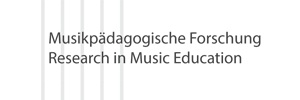 Musikpädagogische Forschung / Research in Music Education