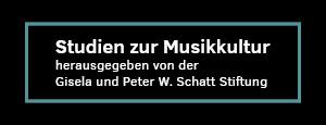 Studien zur Musikkultur