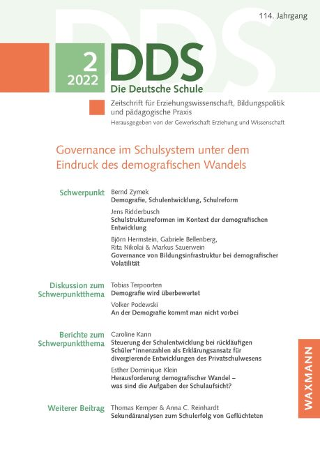 Schulkomposition oder Institution – was zählt?