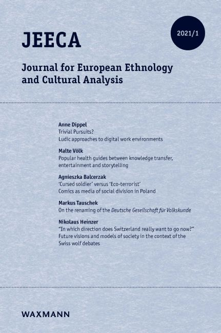 Media of the everyday. The contribution of European ethnology to the field of media and digital anthropology
