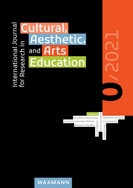 International Journal for Research in Aesthetic, Arts, and Cultural Education
